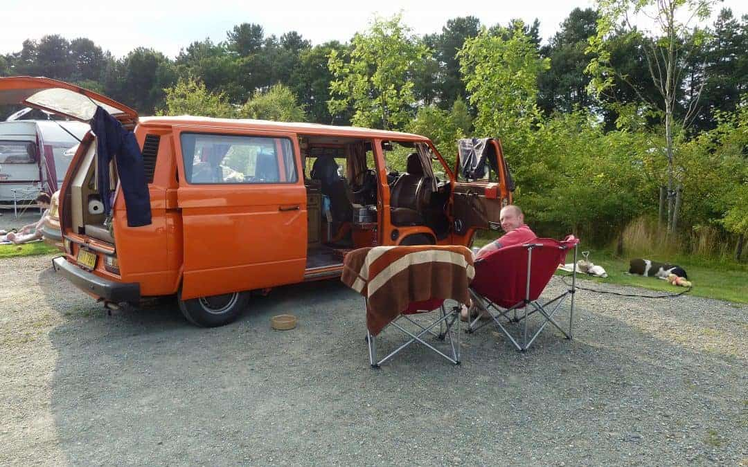 Another Delamere camping success….