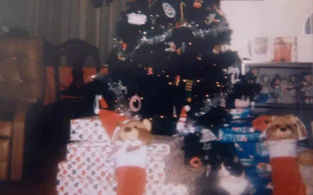 childhood christmas memories…