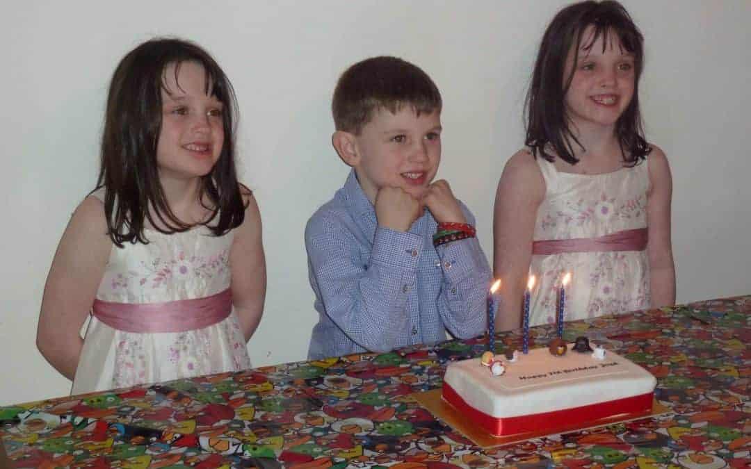Josh is 7