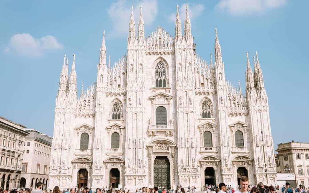 Buon giorno Milano!