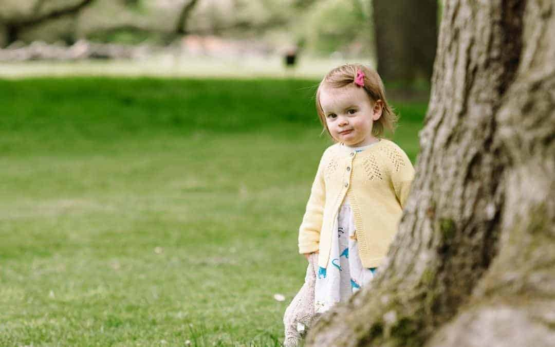 Spring family photo session at Dunham Massey National Trust Property in Cheshire