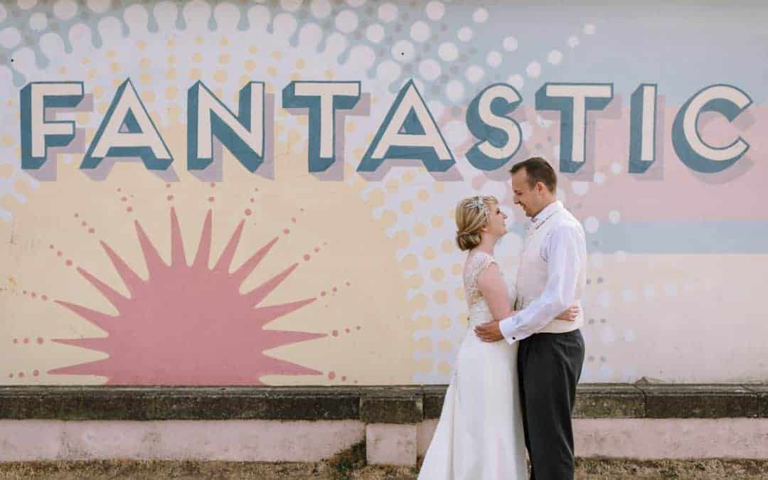 Mark and Marie's Summer Seaside Wedding at the Midland Hotel in Morecambe